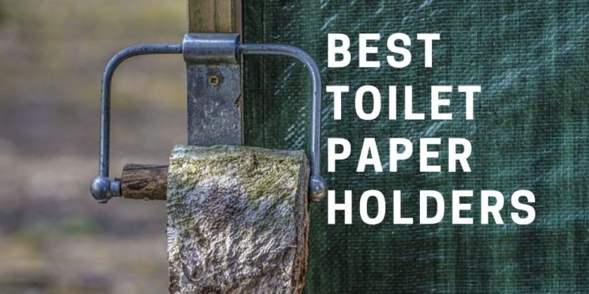 20 Best Toilet Paper Holders Unique Modern Alternative Stand Diy