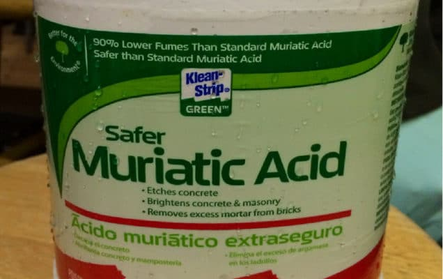 Can You Use Muriatic Acid To Clean Your Toilet (Should You?)